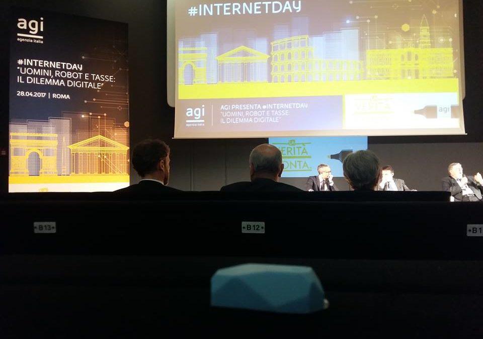 Internet Day di Agi