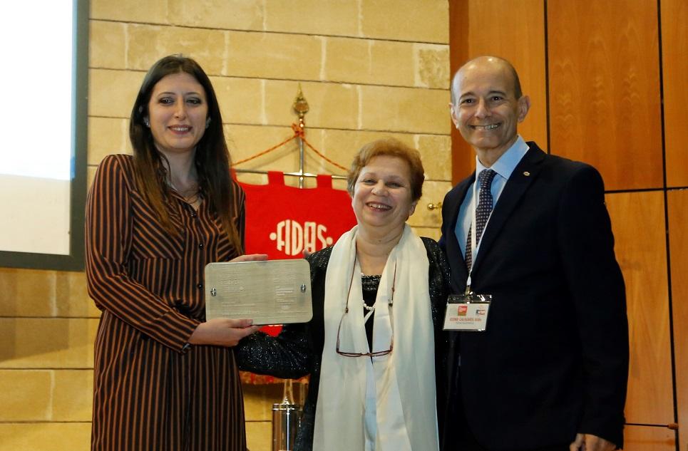 Valentina Arcovio vince il premio giornalistico FIDAS-Isabella Sturvi