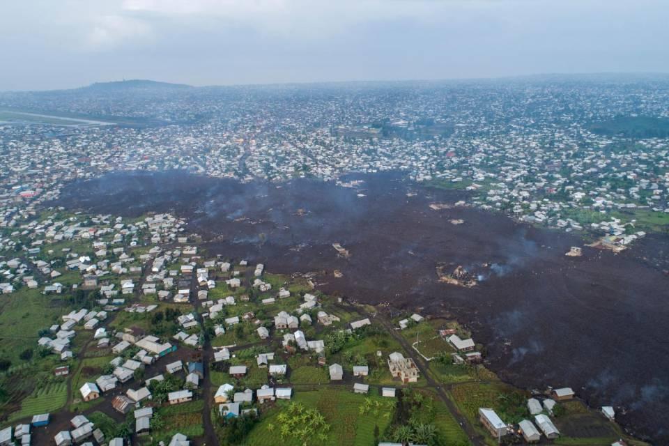 Scienza: scienziati del GVO accusano l'Europa di non aver condiviso dati su Nyiragongo