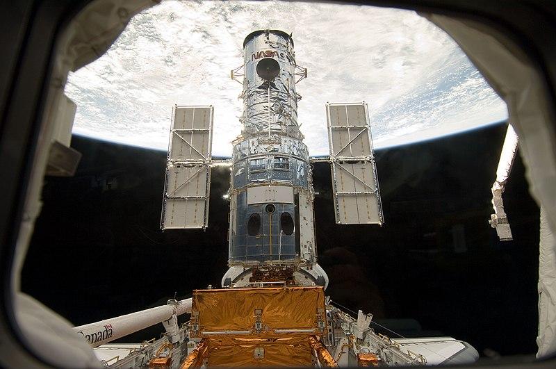 Scienza: Spazio, Problemi per l'hardware degli anni '80 del telescopio spaziale Hubble