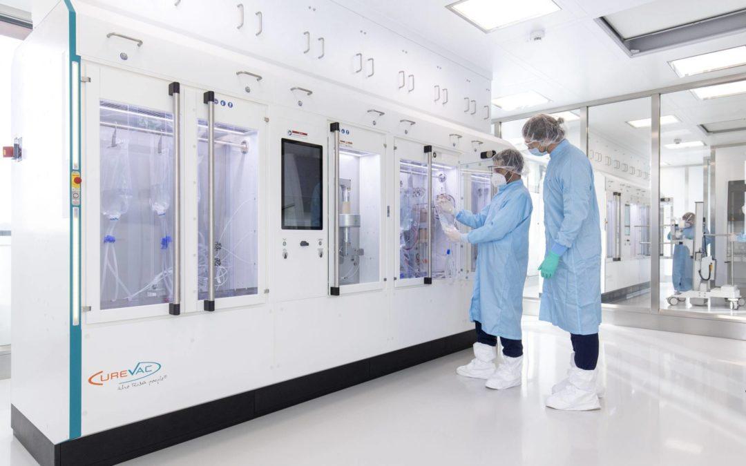Curevac si affida a Malte Greune e a Florian von der Mülbe per lo sviluppo della stampante a RNA