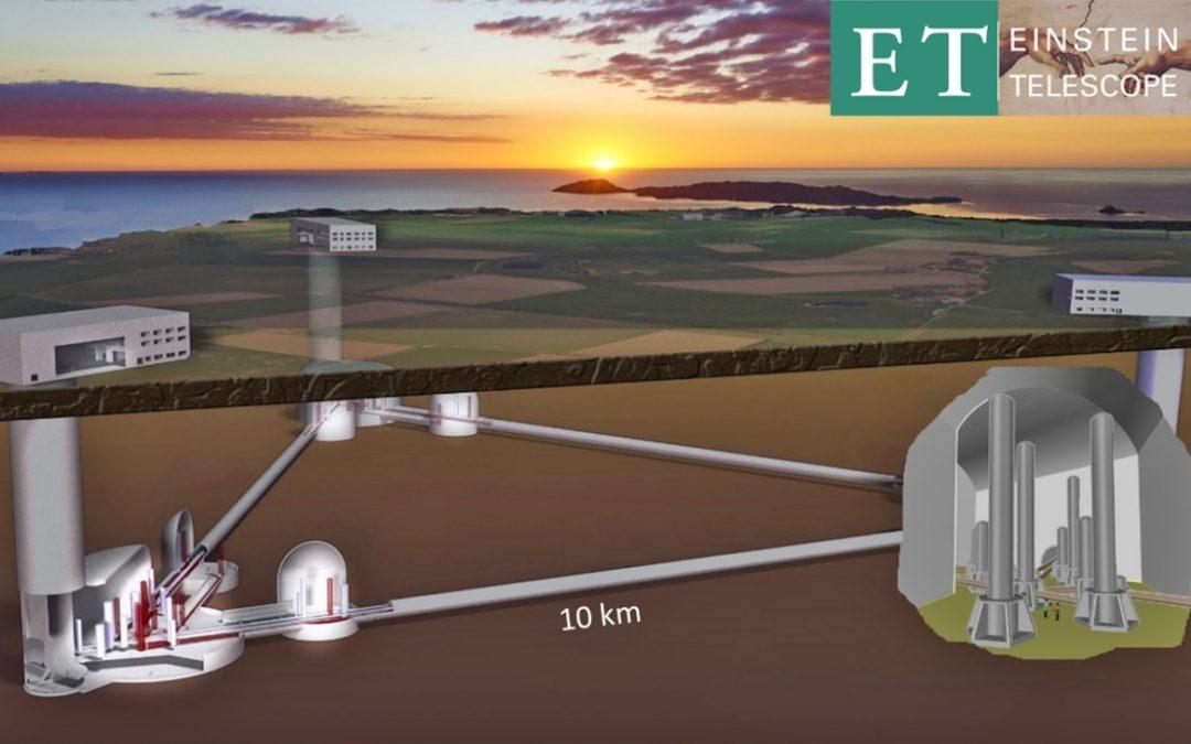 L'Einstein Telescope entra nel Pnnr per la Regione Sardegna