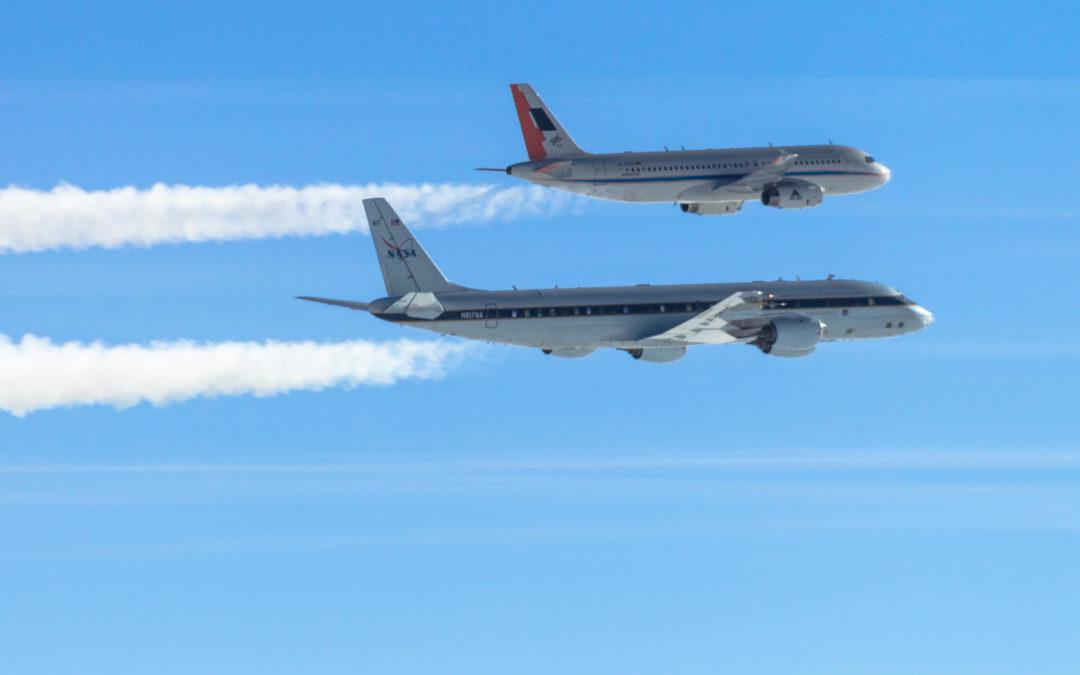 Aviazione; carburanti più puliti riducono riscaldamento globale