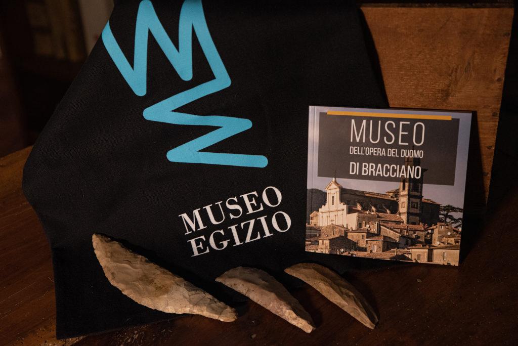 Manufatti in selce conservati al Museo dell'Opera del Duomo - Sabrina Martin