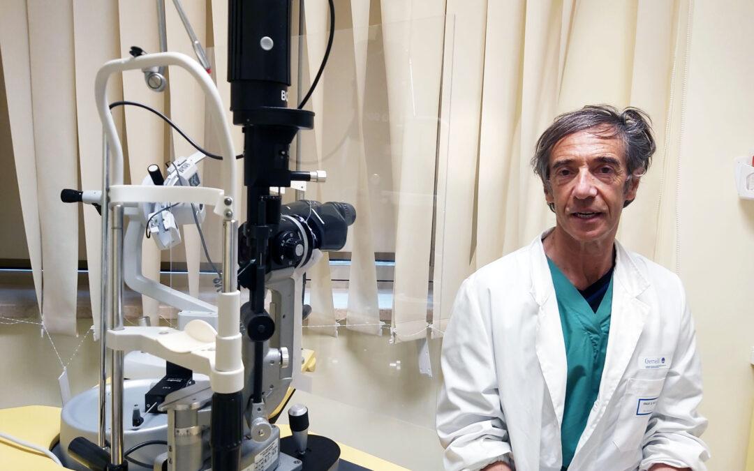 Al Gemelli prima paziente tratta con terapia genica per malattie ereditarie della retina