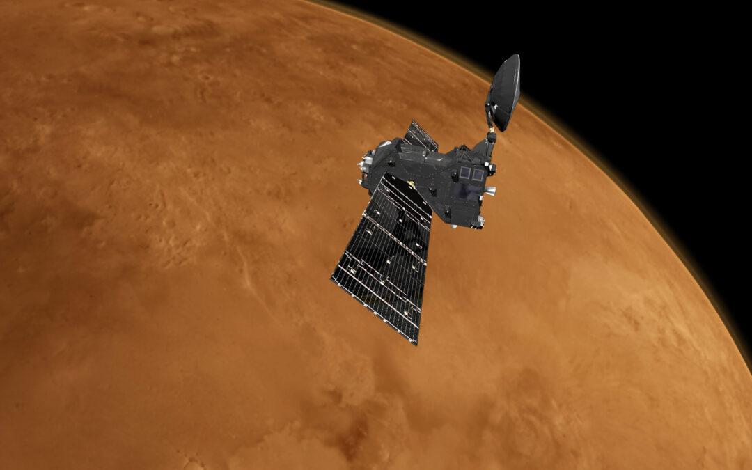 """Spazio: ESA, nessuna traccia di metano su Marte, il """"mistero"""" si infittisce"""