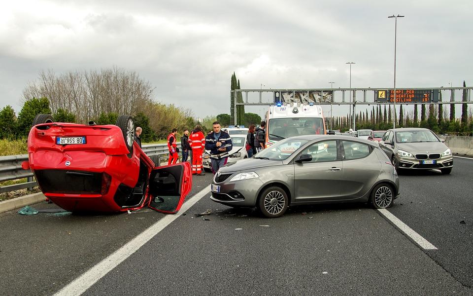 Nel 2020 incidenti stradali giù del 31  per cento