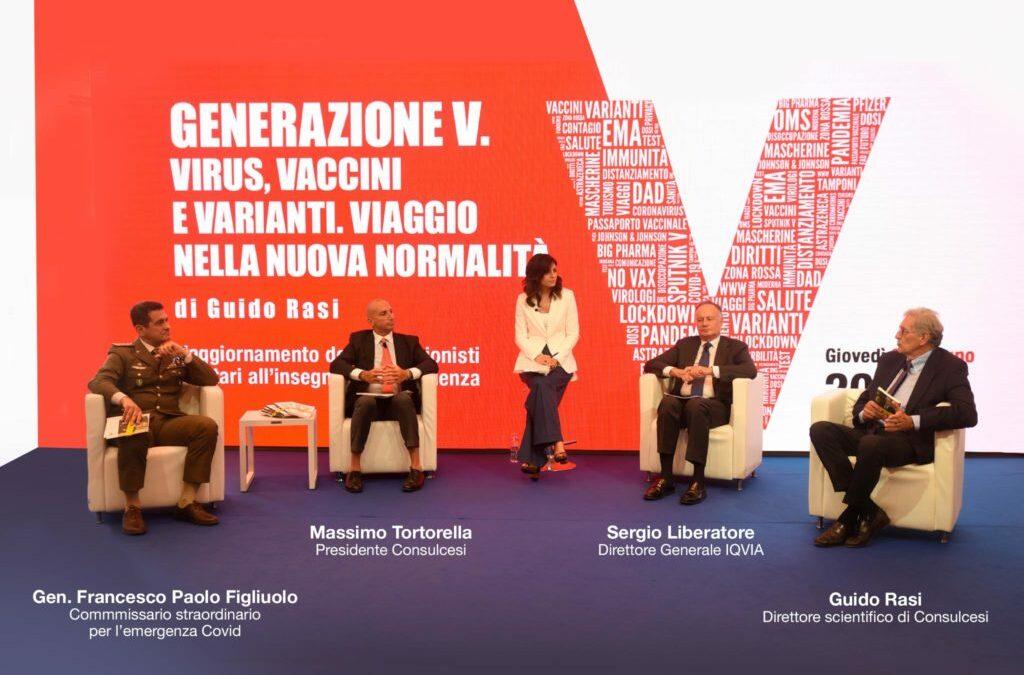 Generazione V: on air podcast e audiolibro di Guido Rasi