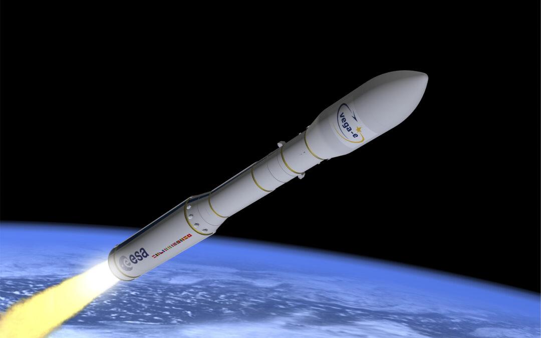 ESA estende l'evoluzione del razzo Vega oltre il 2025