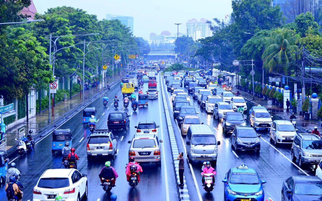 Mobilità: COVID, mobilità in Indonesia torna ai livelli pre-pandemia