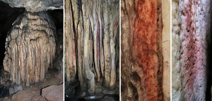 Scienza: sono dei Neanderthal i dipinti rupestri della Cueva de Ardales dell'Andalusia di 65 mila anni fa