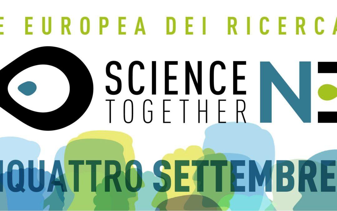 Scienza: arriva nel Lazio la Notte Europea dei Ricercatori 2021