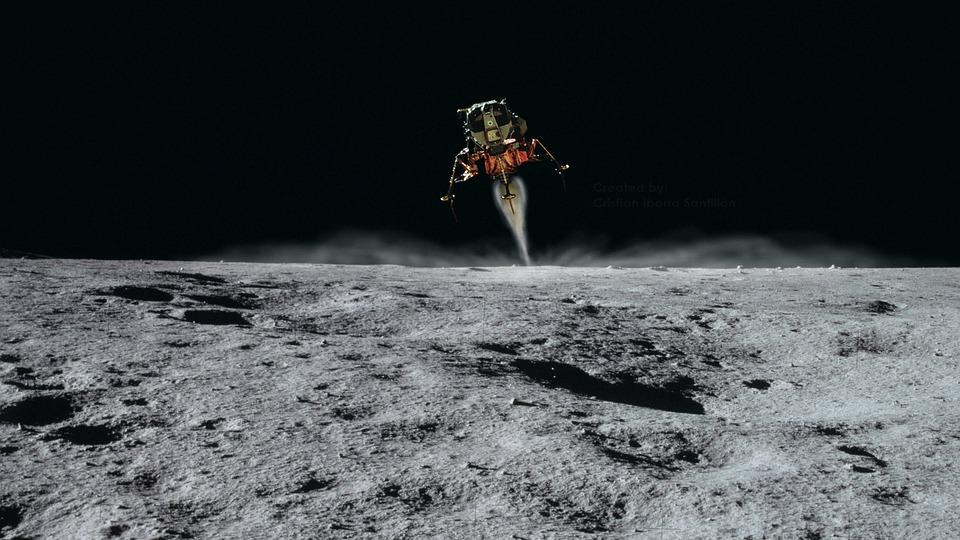 Scienza: spazio, ASI accordo con Qascom per navigare sulla Luna