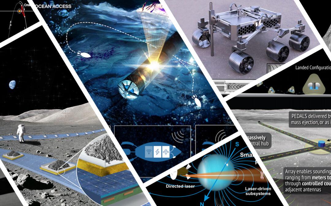 Scienza: concetti tecnologici visionari potrebbero aprire la strada al futuro nello spazio