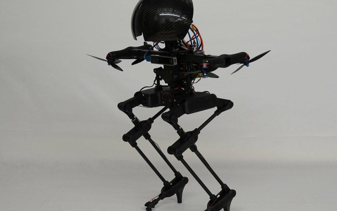 Scienza: LEO, il robot da skateboard e slackline